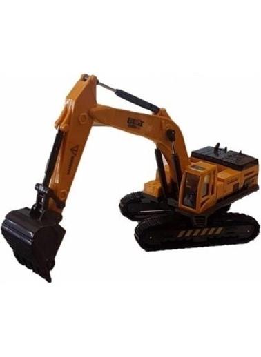 Can-Em Toys Can-Em Toys 706-6 Metal  Dozer  Renkli